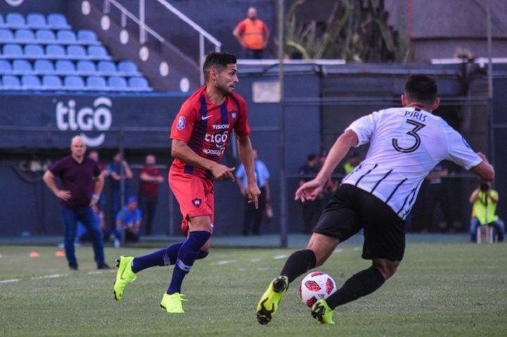 Federico Carrizo será titular en Cerro.