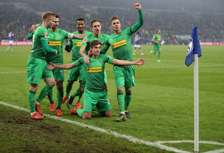 El Borussia Monchengladbach arrebata al Bayern el segundo puesto