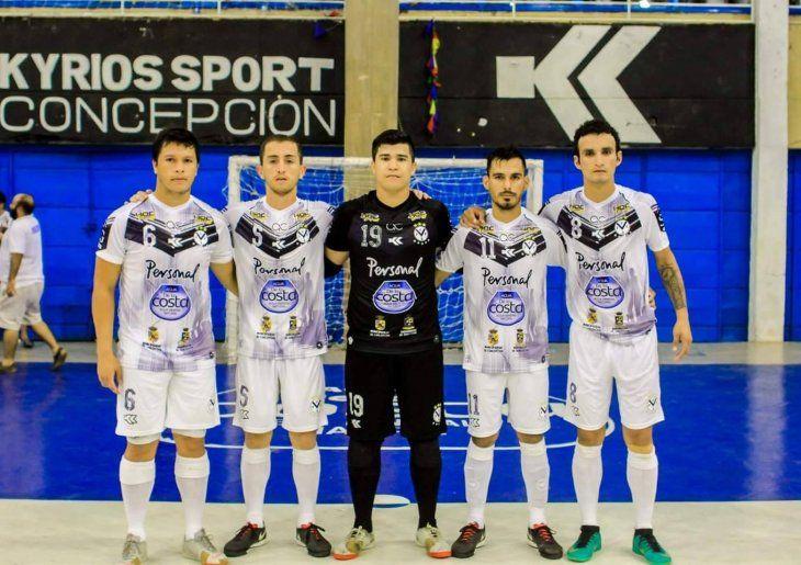 Resultado de imagen para Concepción futbol de salón 2019