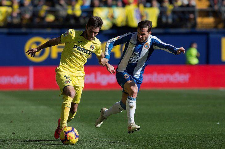 LUCHADO. Villarreal y Espanyol no se sacaron diferencias.