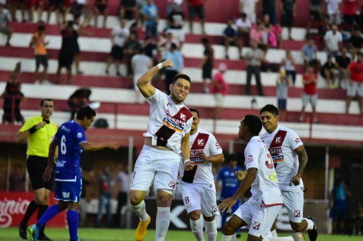 River Plate venció en su cancha a Sol de América.
