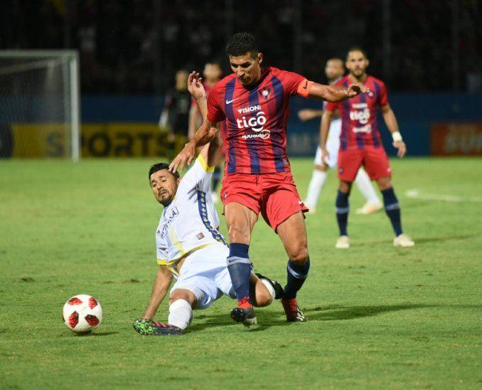 Marcos Cáceres volverá a ser titular en el equipo de Fernando Jubero.