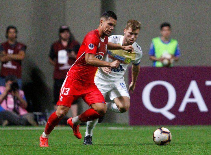 Chapecoense empata ante Unión La Calera en su regreso a la Sudamericana