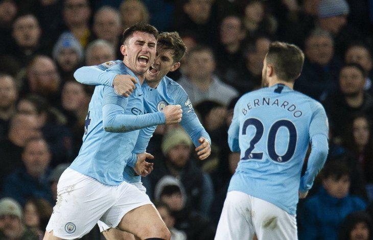 El City logró un triunfo vital este miércoles.