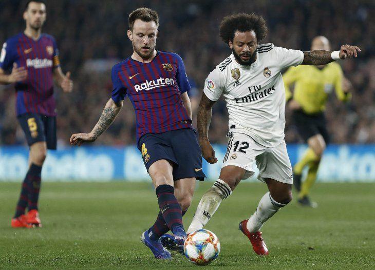 Hubo paridad entre Barcelona y Real Madrid.