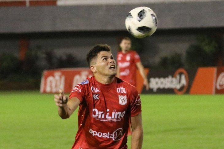 Feliciano Brizuela seguirá su carrera en Brasil.