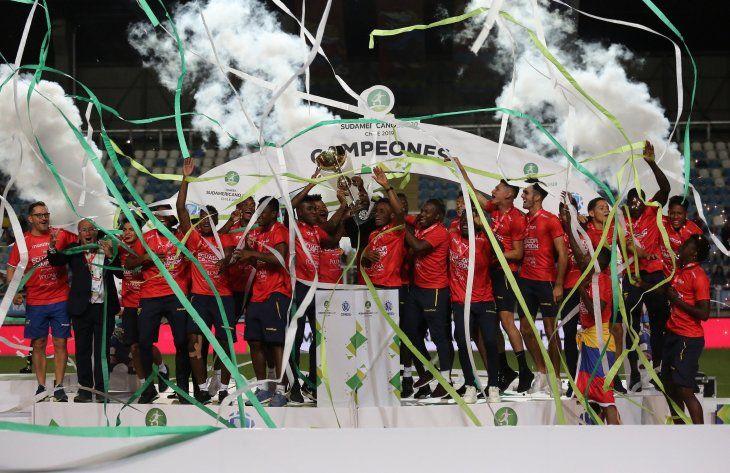 Ecuador se consagró campeón del Sudamericano Sub 20 por primera vez en su historia.
