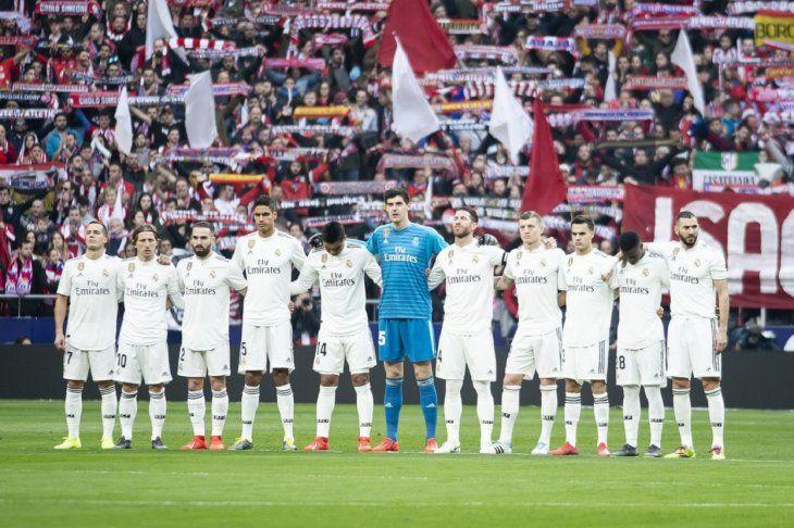 El Real Madrid reina en Europa.