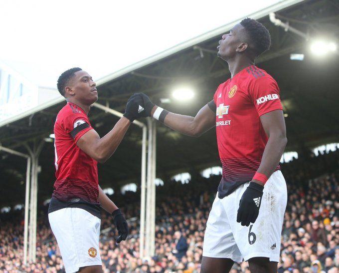 El Manchester United recibe este martes al PSG.