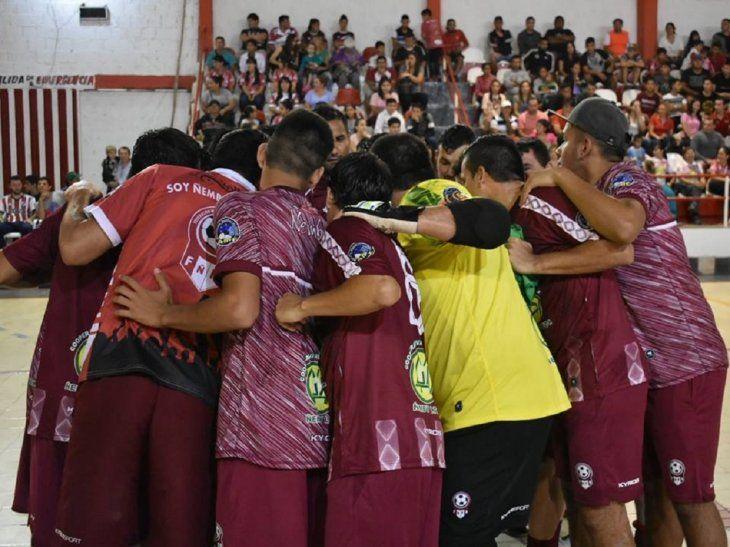 Ñemby jugará fase de grupos en Mallorquín.