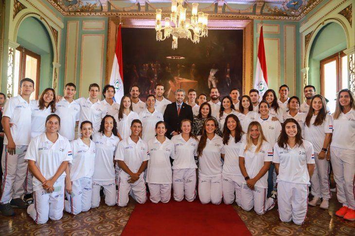 Paraguay destina becas a deportistas de élite con miras a Juegos de Odesur.