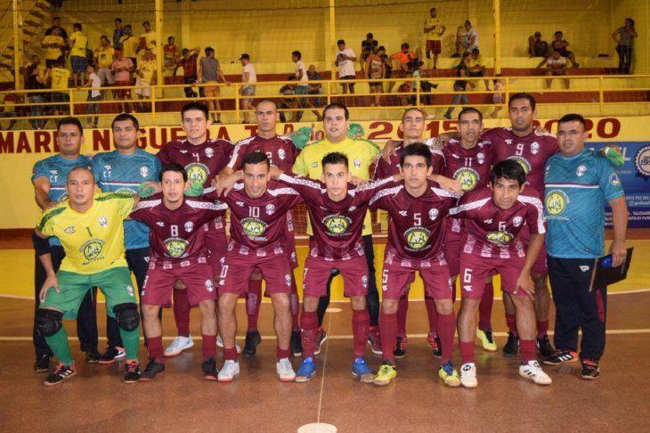 Villa Hayes goleó a Juan E. O´Leary.
