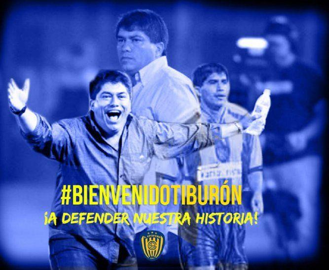 Roberto Torres toma el timón del Chanchón.
