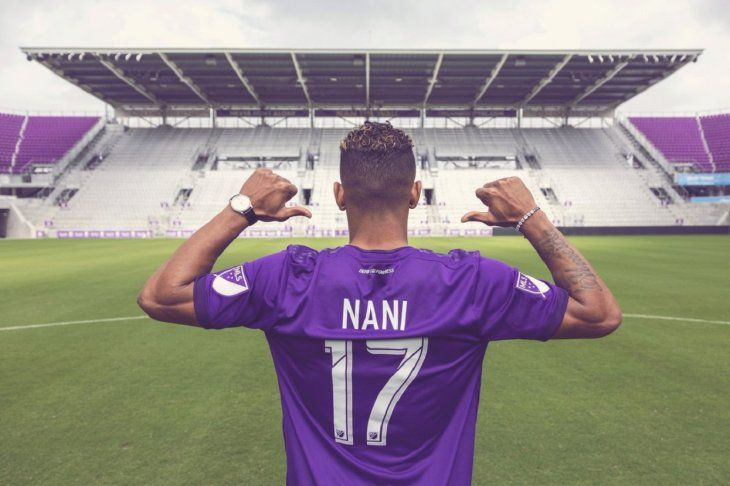 Nani jugará en el Orlando City de la MLS.
