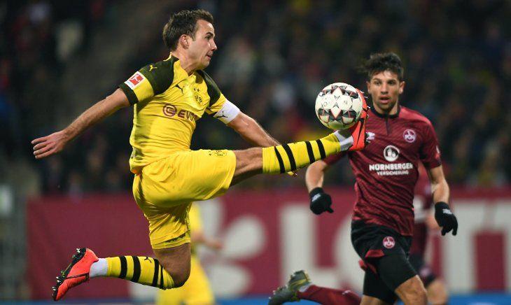 El Dortmund no pasa de un empate ante el colista y mantiene su racha negativa.
