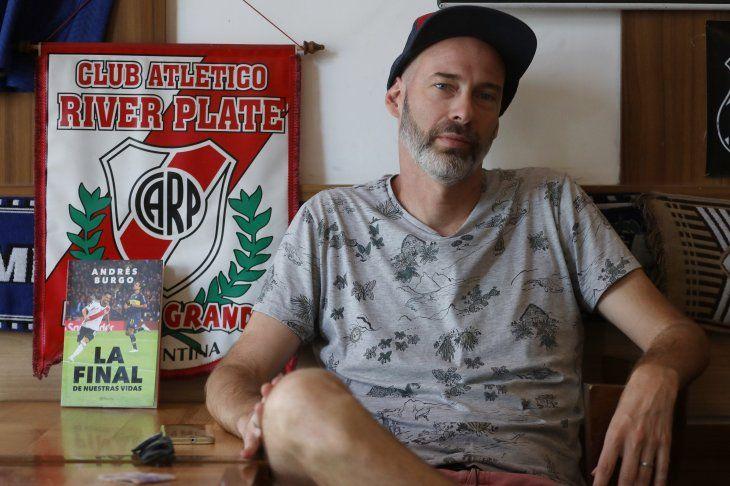 El libro fue escrito por Andrés Burgo.