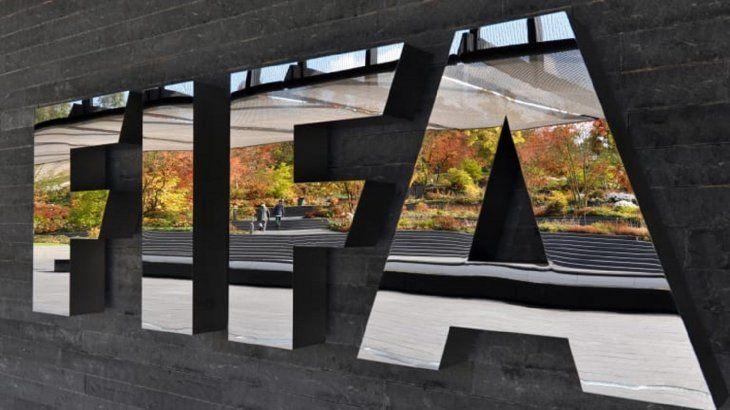 La FIFA encuentra a Mbaga