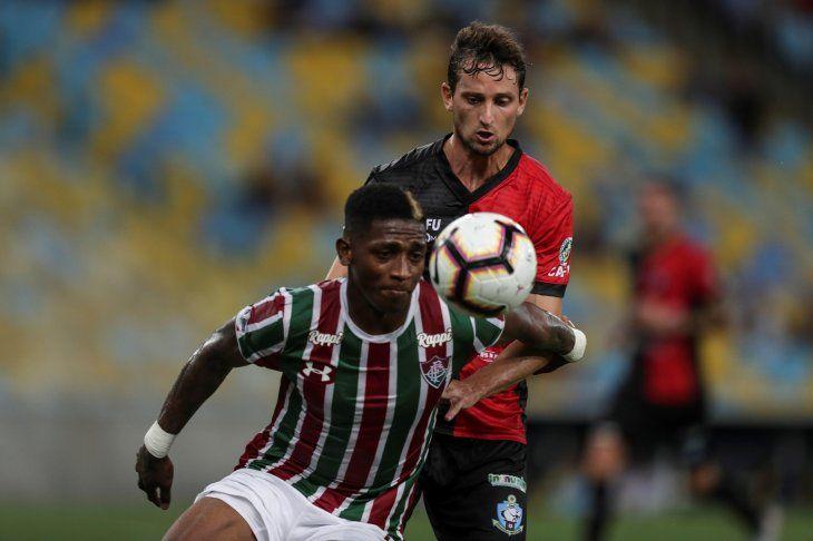 Fluminense empató de local sin goles.