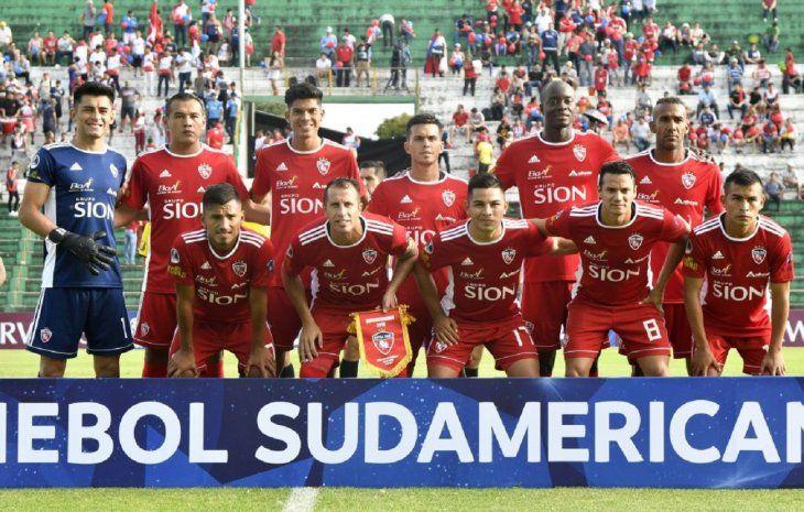 Royal Pari de Bolivia avanzó a la siguiente ronda de la Sudamericana.