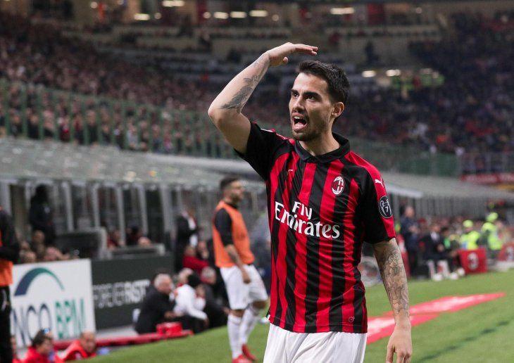 El Milan obtuvo una valiosa victoria ante el Sassuolo.