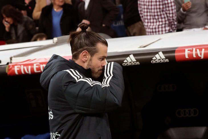 Gareth Bale es uno de los señalados por el bajo nivel del Real Madrid.