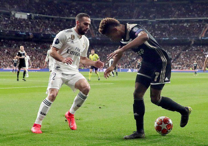 Carvajal se sinceró y reconoció la crisis del Real Madrid.