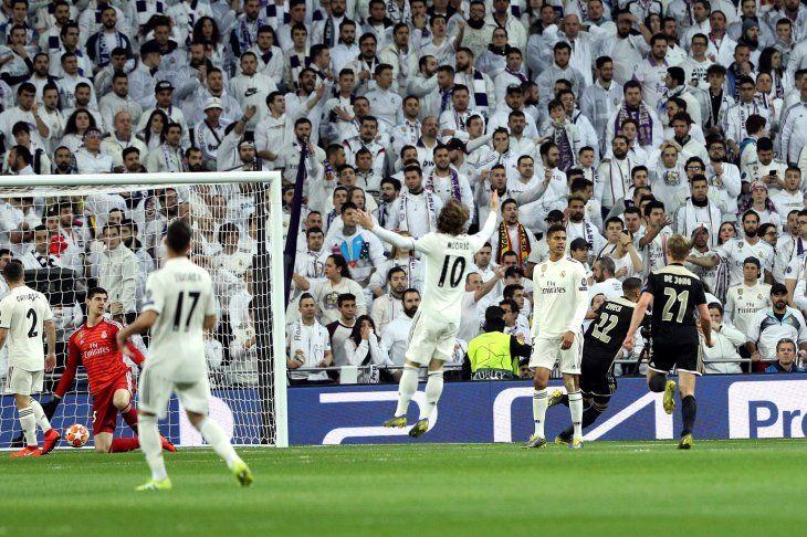 El Real Madrid deja de ingresar 45 millones de ingresos fijos por eliminación