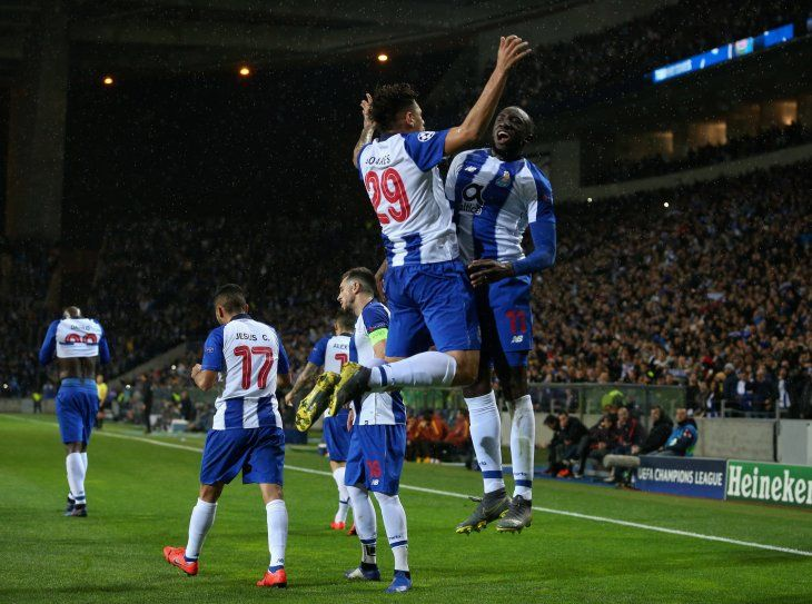 El Porto avanzó a los cuartos de final.