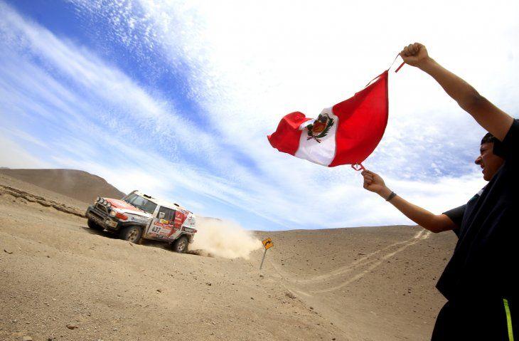 El Dakar no se ha contactado con Perú para mantener el rally en su territorio.