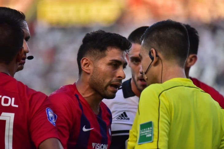 Cerro pide investigar el arbitraje y los errores arbitrales.