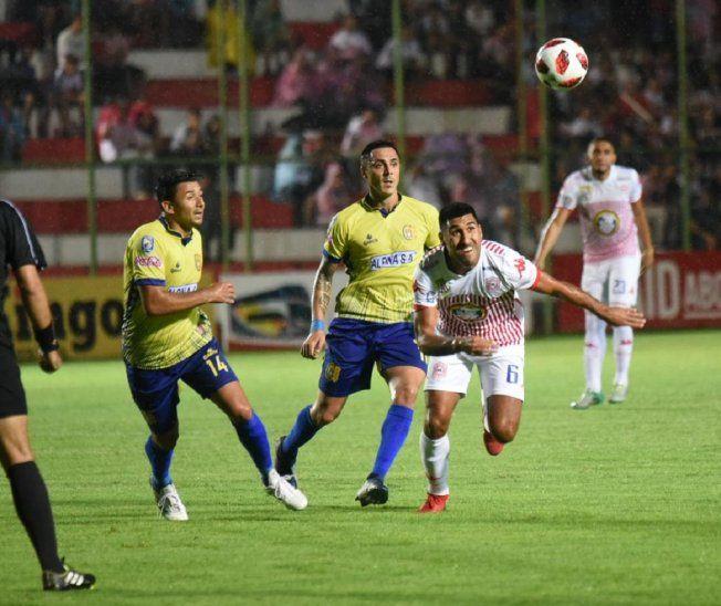 Capiatá derrotó a San Lorenzo.