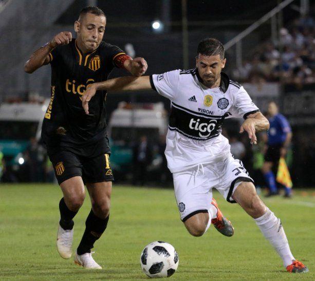 Guaraní vs. Olimpia