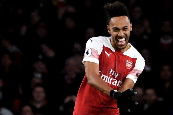 Arsenal logró un gran triunfo ante el United.