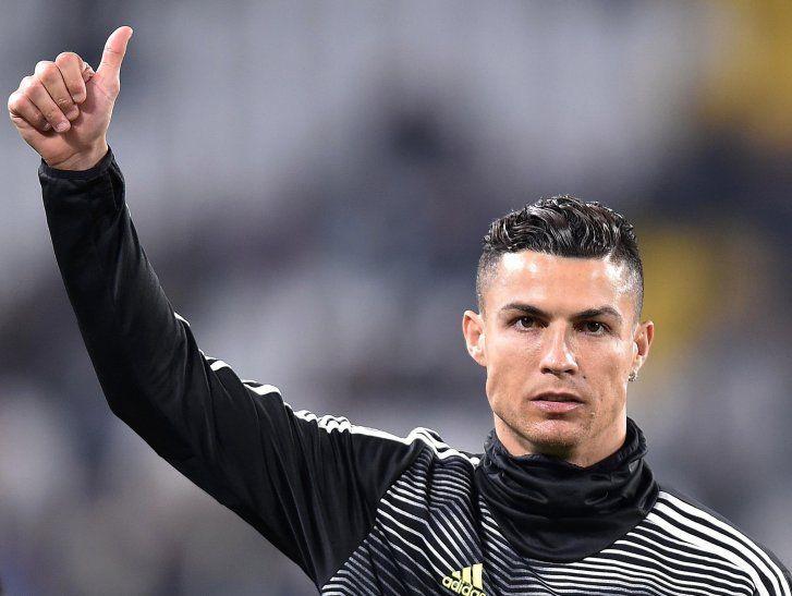 Cristiano Ronaldo palpita el duelo ante el Atlético de Madrid.