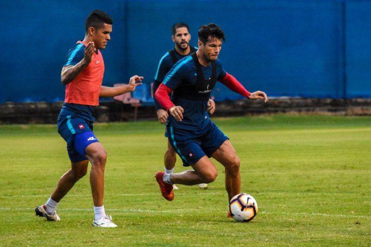 Cerro Porteño quiere seguir el buen camino.