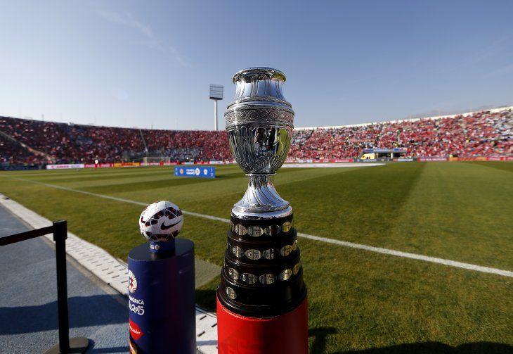 La Copa América 2020 se desarrollará en Argentina y Colombia.