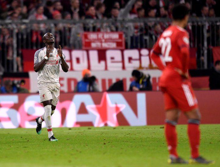 Liverpool avanzó a cuartos.