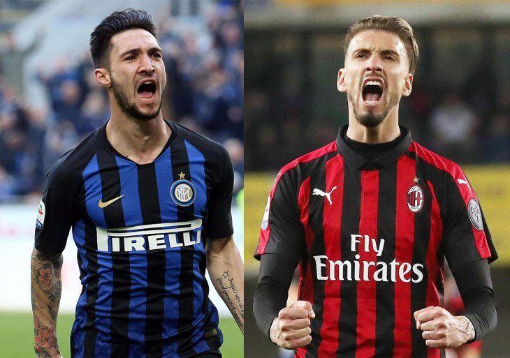 Partidazo por la liga italiana.