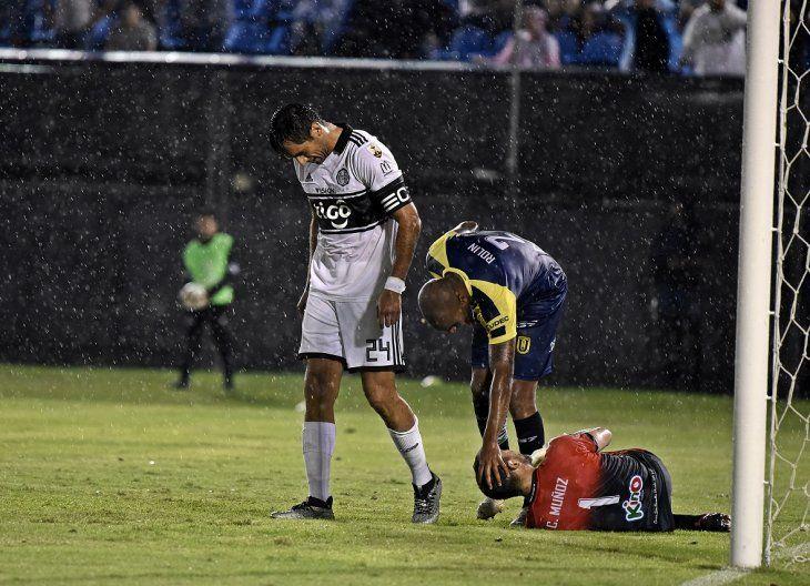 Roque Santa Cruz sostiene que el equipo debe seguir trabajando