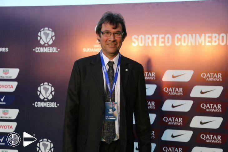 Raúl Vicente Amarilla