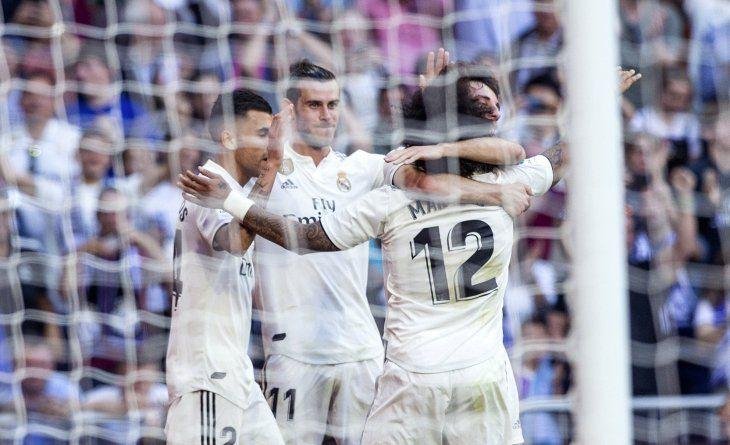 Zidane volvió y el Real Madrid ganó.