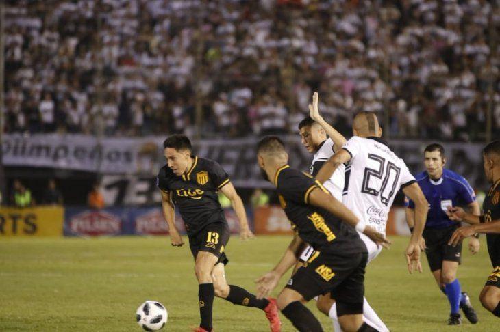 Guaraní recibe a Olimpia en el Defensores del Chaco.