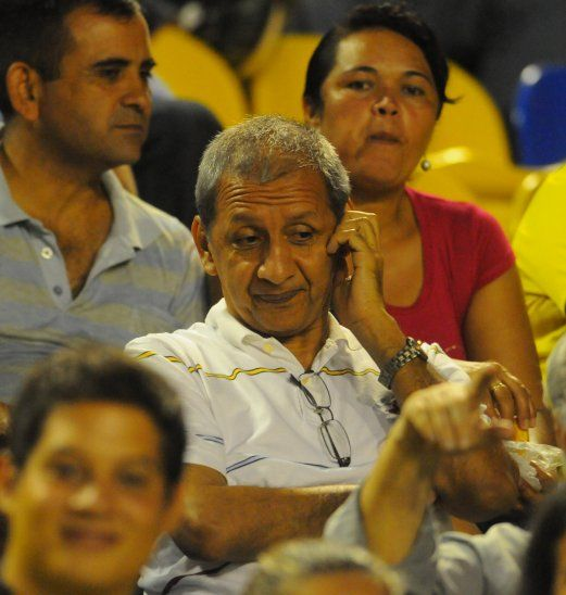 El presidente de Guaraní lanzó duras declaraciones.