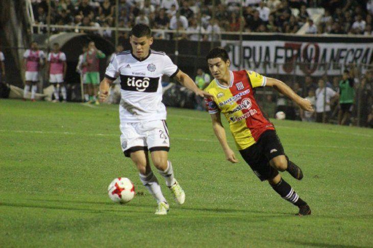 Olimpia recibe a Santaní en el Manuel Ferreira.