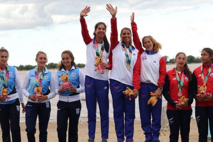 Venezuela ocupa cuarto puesto del medallero en Juegos Suramericanos de Playa