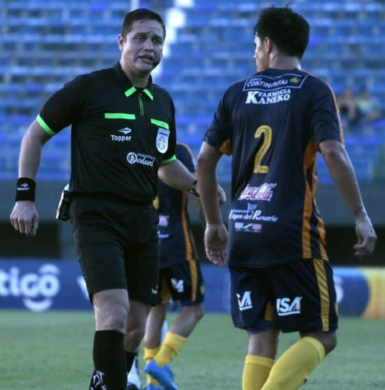 Arnaldo Samaniego dirigirá en la Copa América.