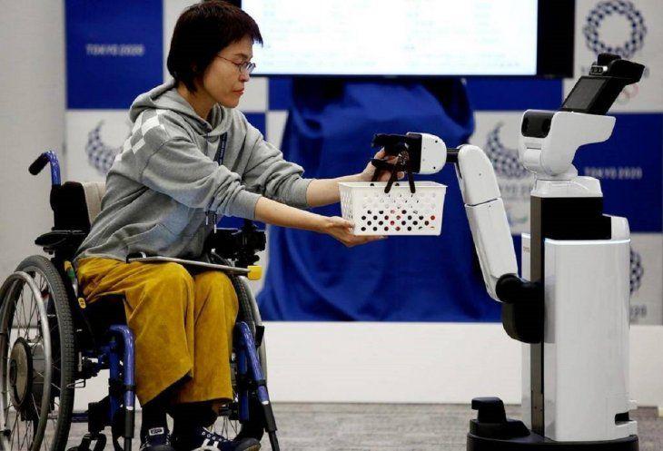 Los robots se harán olímpicos en Tokio 2020.