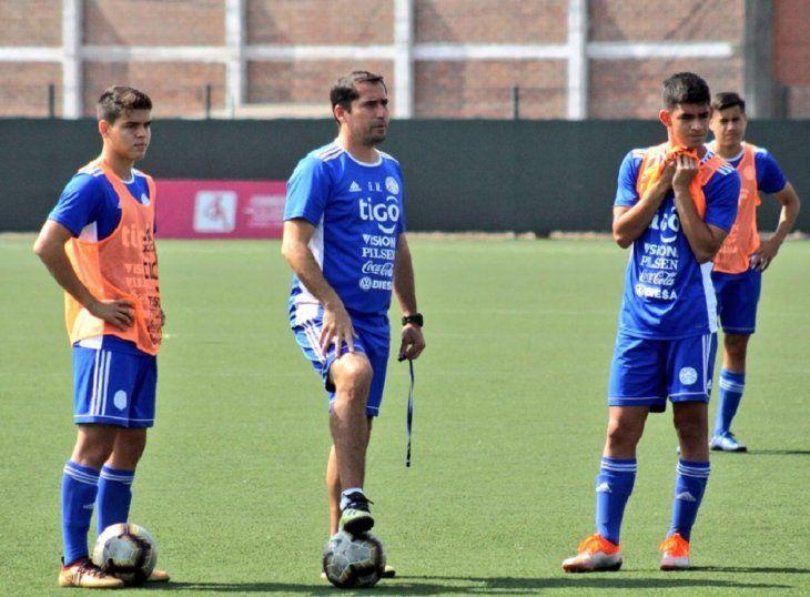 El equipo de Gustavo Morínigo espera poder obtener ante Argentina