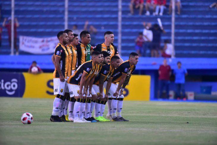 Guaraní viene de sufrir dos goleadas.