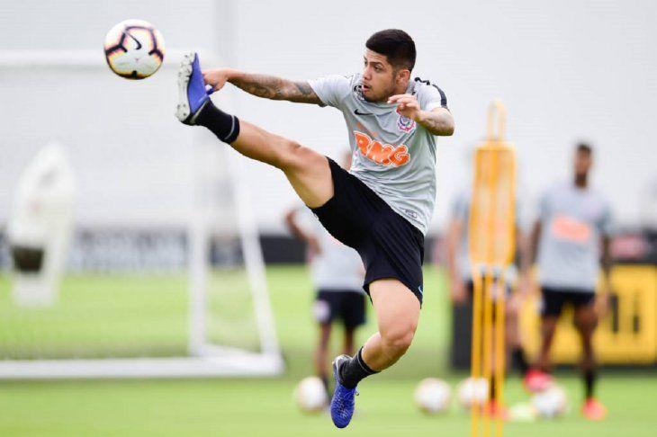 Sergio Díaz no seguirá en el Corinthians de Brasil.